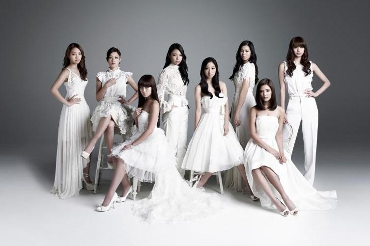 Flower, promovendo o single Shirayuki-hime, o primeiro sem a líder, Mizuno Erina